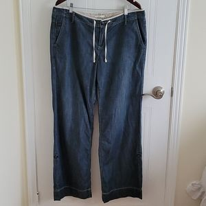 GAP 1969 Limited Edition Drawstring Jeans- Size 16